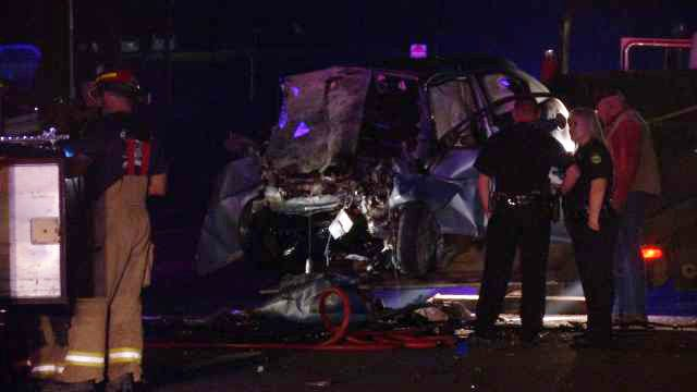 Okmulgee Police Believe Alcohol Involved In Fatal Crash