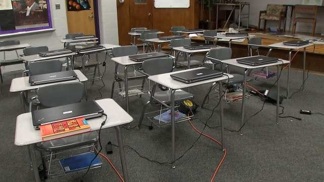 Broken Arrow Officials Blame Superintendent, Vendor For Testing Failure