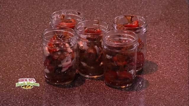 Layers Of Love Angel Food Trifle