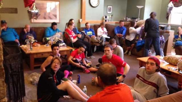 News On 6 Anchor, Tulsa Runners Start Boston Marathon