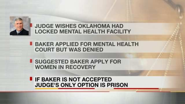 Judge Gives Tulsa Stalker 2 Weeks To Apply For Group Home