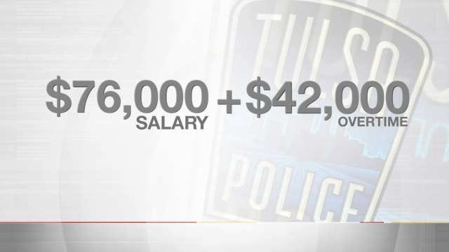 Records Show Some Tulsa Officers Earn Thousands In Overtime