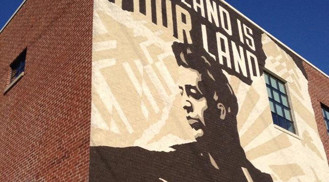Springsteen Photo Exhibit To Open At Woody Guthrie Center In Tulsa