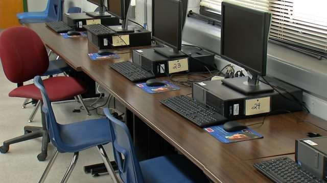 Testing Back On Track At Tulsa Schools After Computer Problems