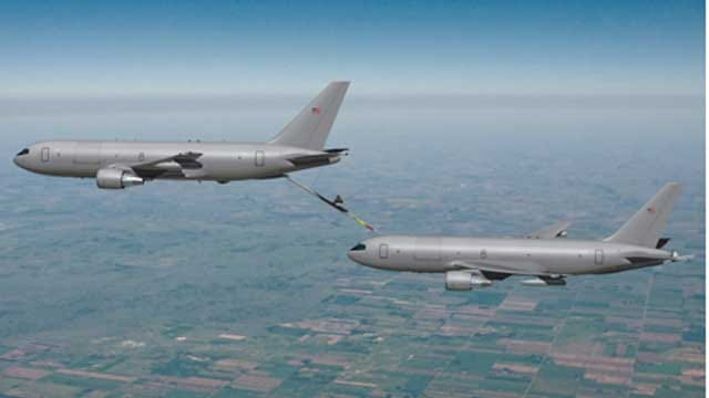 Air Force Assigns KC-46A Tanker Training To Altus Air Force Base