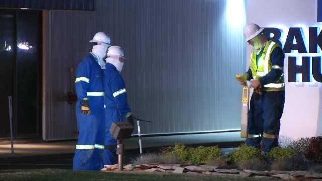 Crews Search For Origin Of South Tulsa Gas Leak