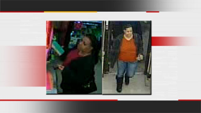 Tulsa Police Looking For Family Dollar Purse Thief