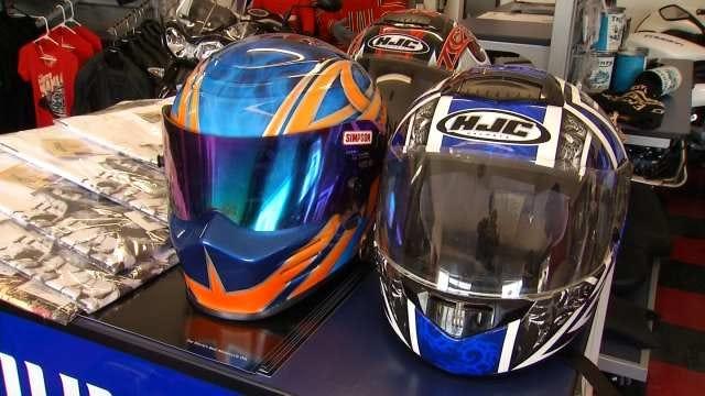 Tulsa Police Urge Motorcyclists To Wear Helmets