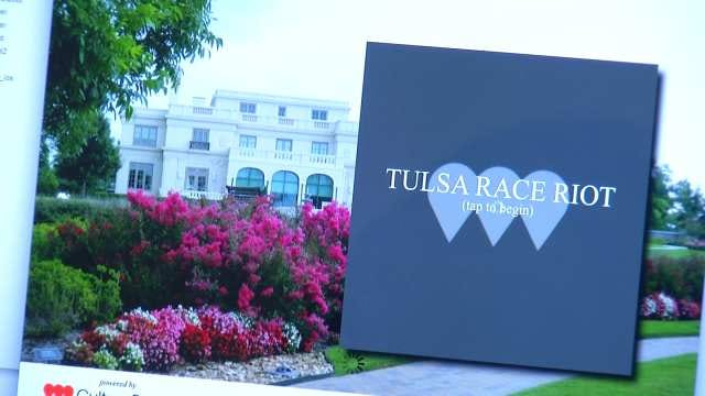 Upcoming App Tells The Story Of Tulsa Race Riot