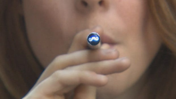 FDA: Ban Sales Of Electronic Cigarettes To Minors