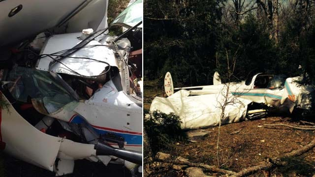 NTSB: Plane Destroyed In Tenkiller Crash Went Down On Second Takeoff Attempt