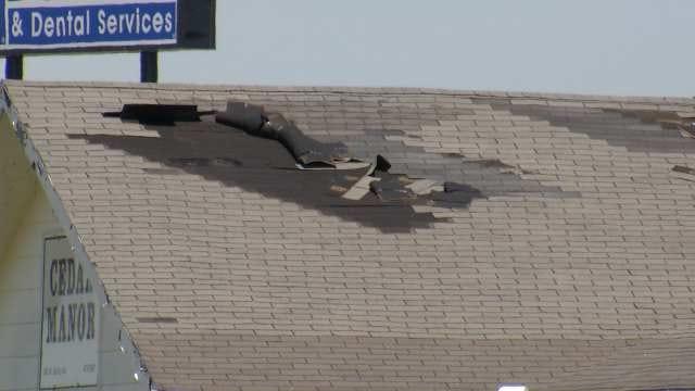 Oklahoma Experts Warn Of Shoddy Contractors During Storm Season