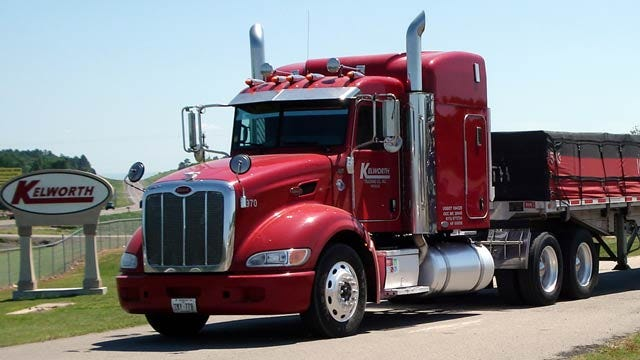 Pennsylvania Company To Buy Oklahoma Trucking Firm