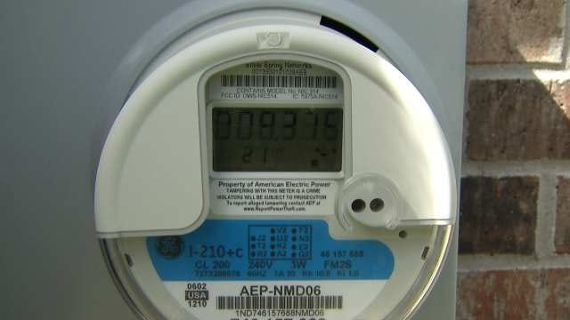 PSO's 'Smart Meters' May Restore Power More Quickly