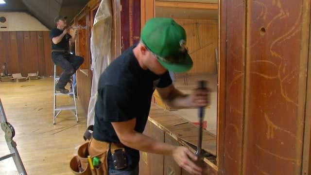 Tulsa's American Legion Post 1 Gets Extreme Makeover