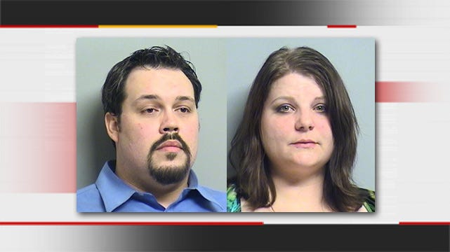 Jenks Couple Jailed After Child Molestation Report