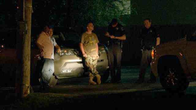 Man With Mountain Bike Robs Tulsa Men At Gunpoint