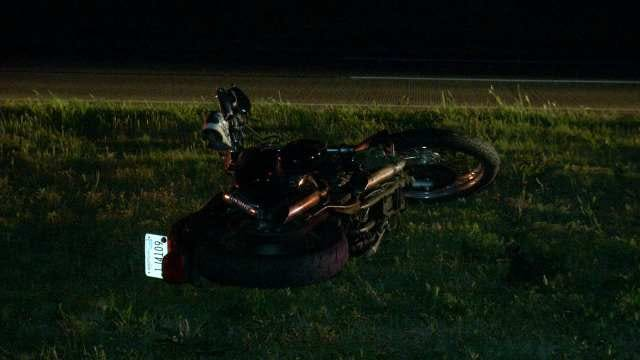 Owasso Police Find Shoe, Crashed Motorcycle On Highway 169