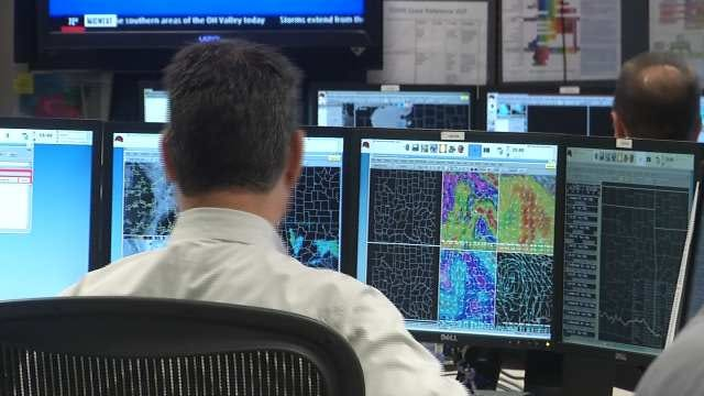 New Technology Helps National Weather Service See Inside The Storm