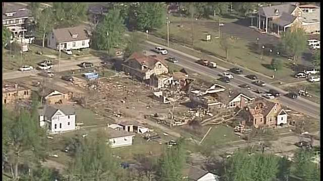 Governor Fallin Declares State Of Emergency In Ottawa County