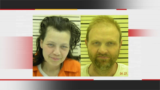 Salina Couple In Custody For Giving Pills To Teen