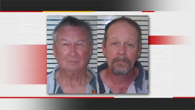 Two Former Wagoner County Bus Drivers Charged With Child Sex Crimes