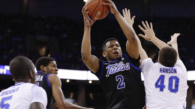 DA Says No Charges Filed Against Tulsa Basketball Player Swilling Jr.