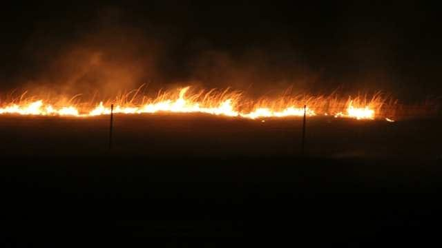 Firefighters: Prescribed Burn Gets Out Of Control Near Skiatook