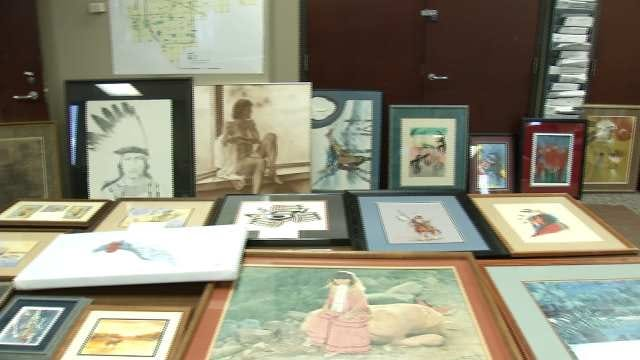 Man Attempts To Re-Sell Art To Owner, Neither Knew It Was Stolen