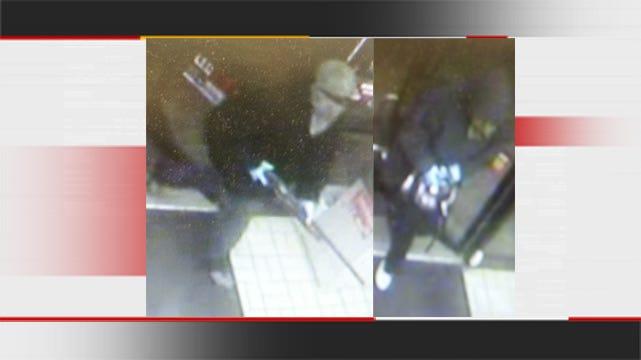 Muskogee Police Seek Kum-N-Go Armed Robbery Suspects