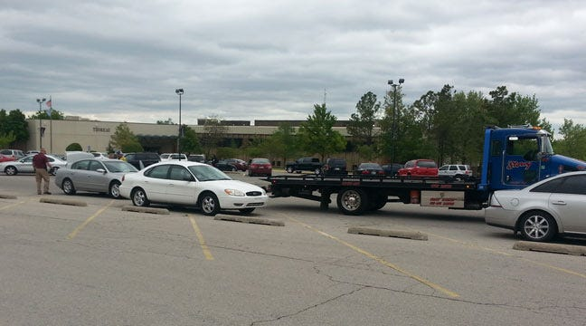 Tulsa Police Impound Thoreau Teacher's Car In Child Sex Crimes Case