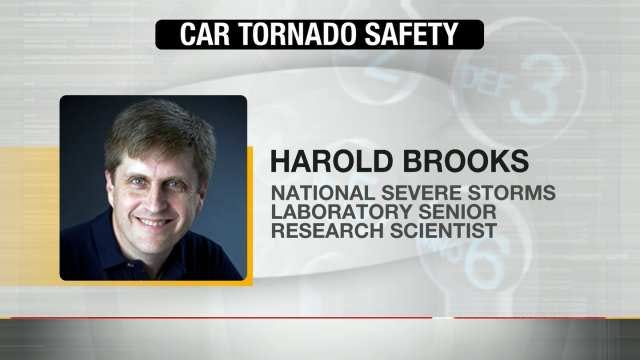 Weather Experts Warn Of The Dangers Of Driving In Severe Weather