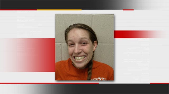 Bartlesville Woman Charged With Assault, Burglary