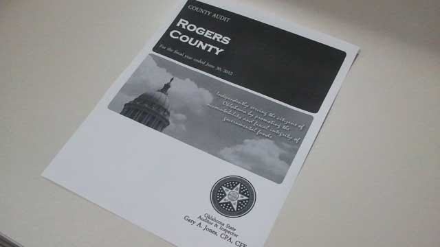 Second State Audit Finds Problems With Rogers County Finances