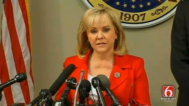 Governor Calls For Independent Oklahoma Execution Review