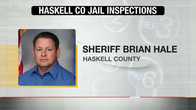 Inspection Report Shows Problems At Haskell County Jail