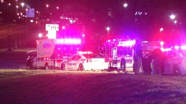 Man Dies In Crash During Sapulpa Police Chase