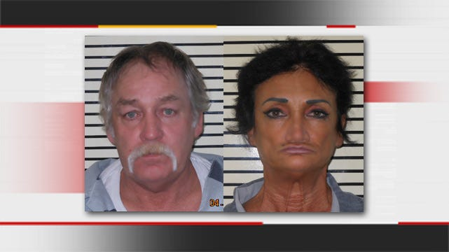 Muskogee Couple Arrested In Morphine-Related Deaths