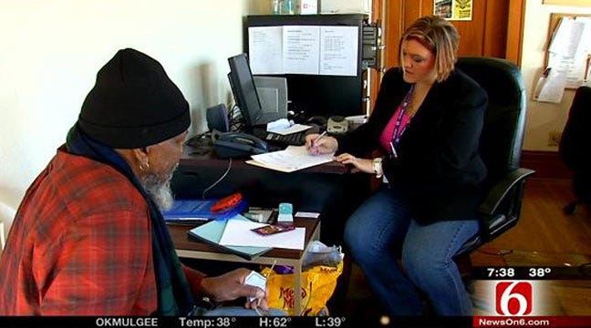 Once-Homeless Tulsa Woman Uses Struggles To Help Others