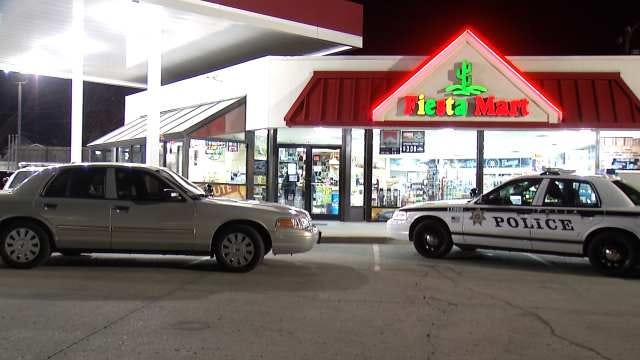 Tulsa Man Arrested For Stealing Beer, Food From Convenience Store