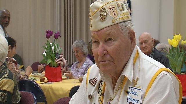Prisoners Of War Honored In Muskogee