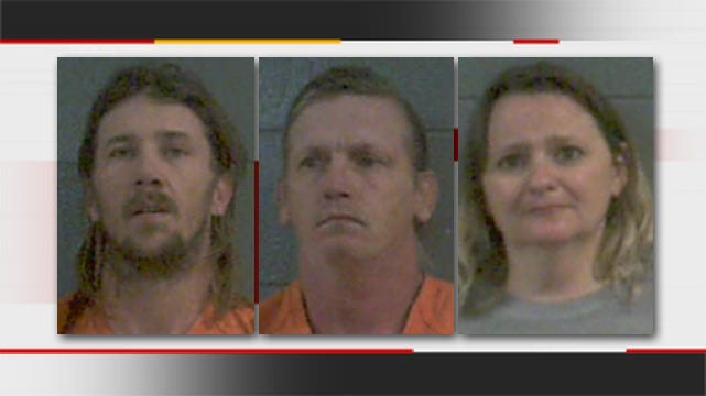 Three Arrested In Connection To Adair County Woman's Beating