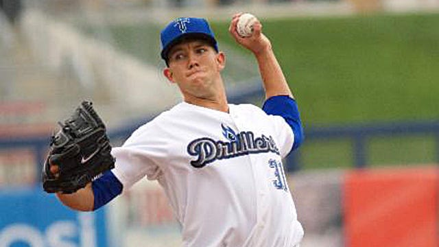 Drillers Top San Antonio Behind Anderson's Strong Showing