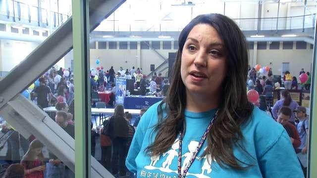 Tulsa Community College Hosts Family Heath Fair