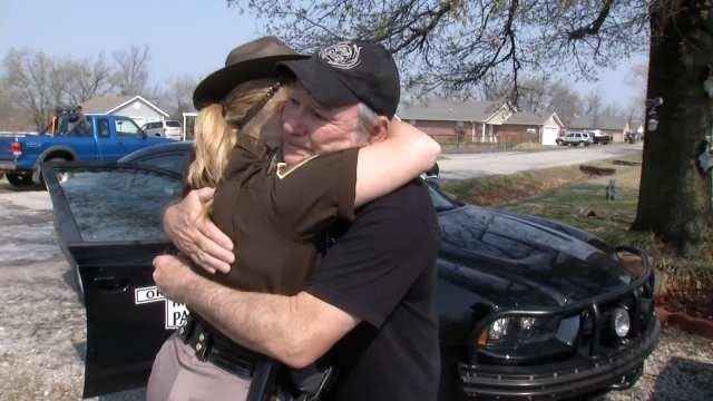 EXCLUSIVE: Trooper Thanks Sapulpa Man For Help During Difficult Arrest