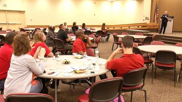 Green Country Teens Gather To Fight Drunk Driving
