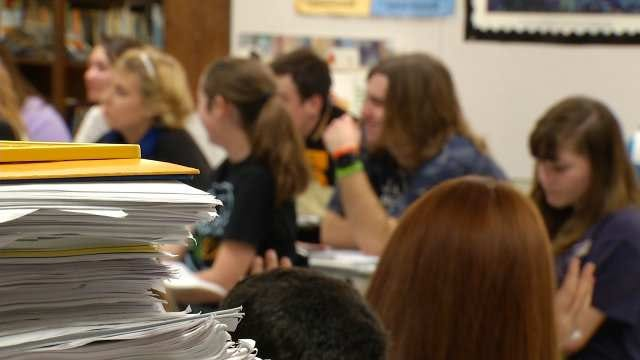 Sand Springs Superintendent: Cutting Road Funding For Education Unnecessary