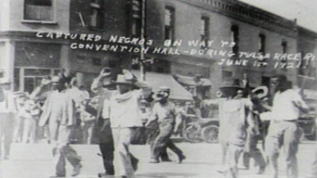 Tulsa Race Riot Focus Of Upcoming 'Lunch And Learn'