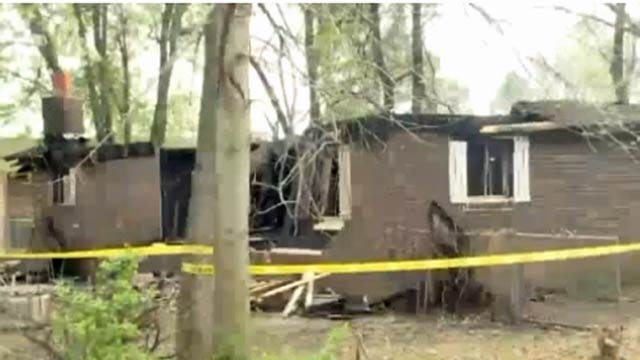 Body Found In Sequoyah County Home Two Weeks After Fire