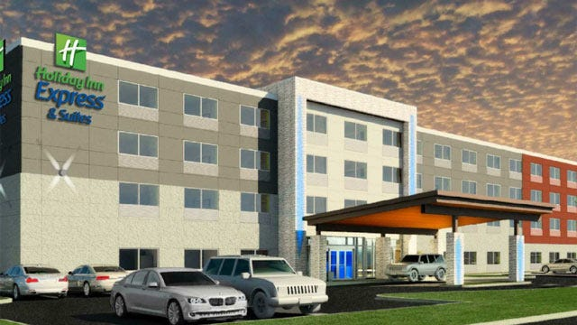 Ground Broken For New Hotel In Tahlequah